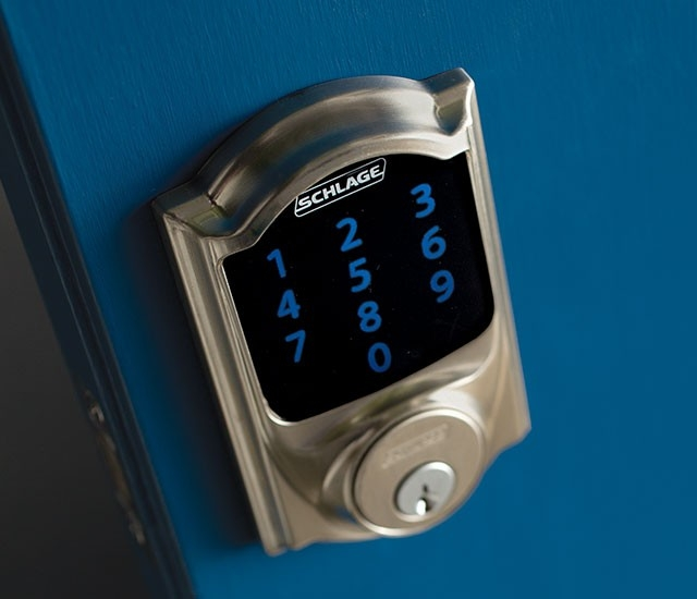Schlage Connected Locks