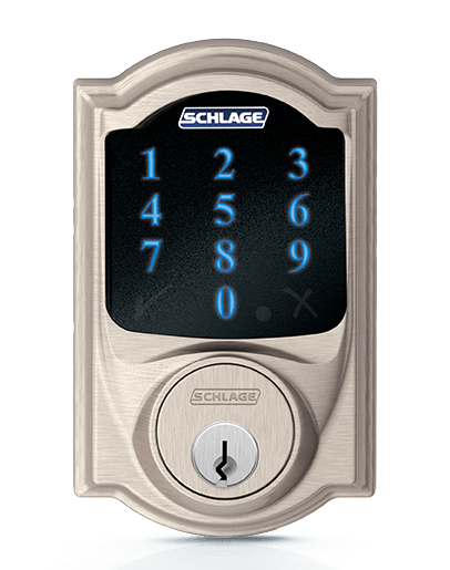 Schlage Touchscreen Locks