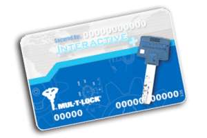 high security lock key duplicate card