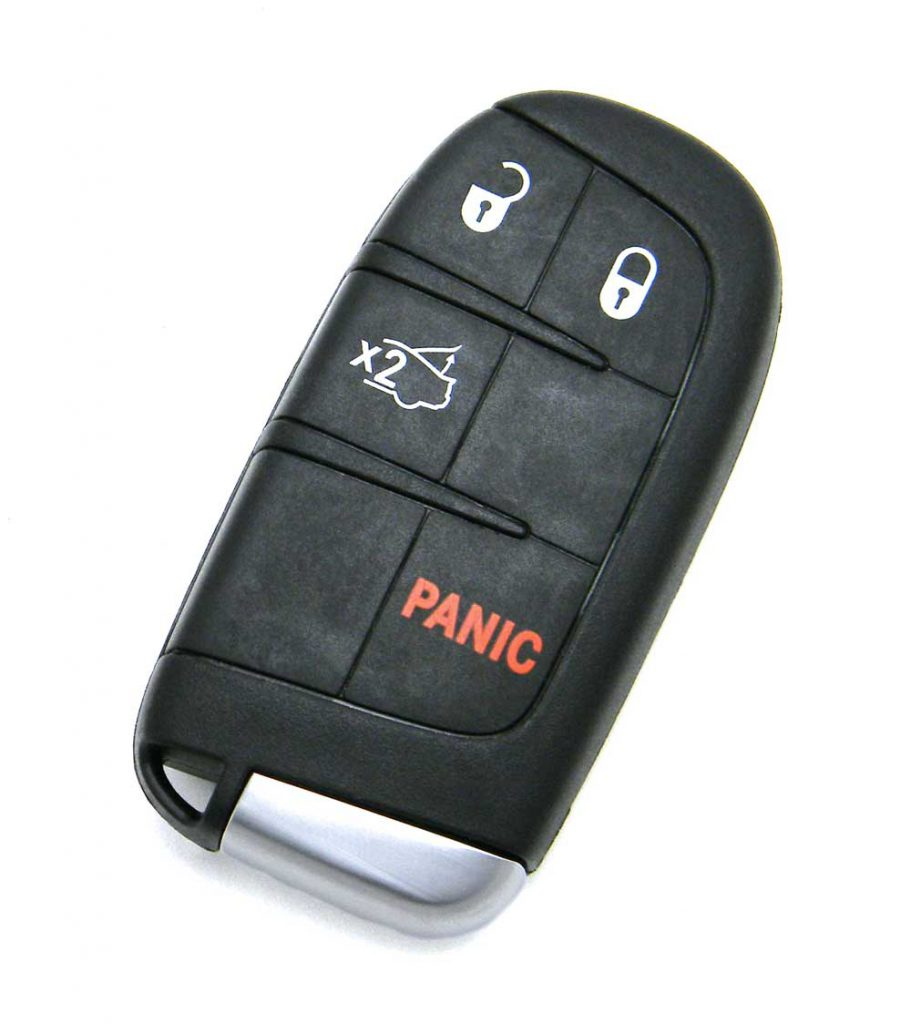 Dodge smart key