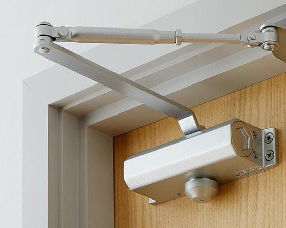 Door closer installation Toronto