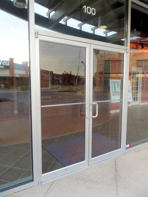 storefront-doors Toronto