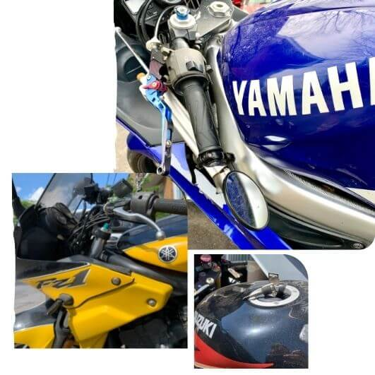 Motorcycle Key Replacement in Toronto