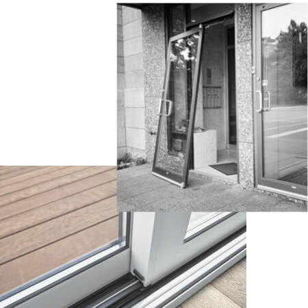 Sliding door & Glass Door Repair