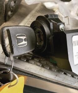 Honda Ignition & Door Lock Repair
